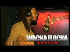 Waka Flocka – Fire in The Booth Freestyle | Nah Right