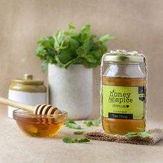 Tulsi Honey. It is made by soaking tulsi leaves in pure raw Honey over a few months. With the goodness of both tulsi and Honey. Order Now ! https://www.qtrove.com/collections/preserves/products/tulsi-honey
