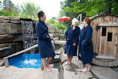 Spa nordique dans les Laurentides à L'Auberge et Spa Beaux Rêves Rest And Relaxation