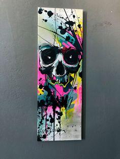 Graffiti Art Drawings, Graffiti Wall Art, Cool Art Drawings, Theme Color, Weird Art, Horror Art, Urban Art, Art Work, Pop Art