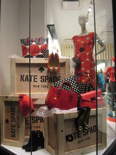 "KATE SPADE, New York, ""Delivery Dock 3"", pinned by Ton van der Veer"