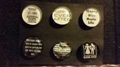 Check out this item in my Etsy shop https://www.etsy.com/listing/226896254/set-of-6-strong-glass-funny-marriage