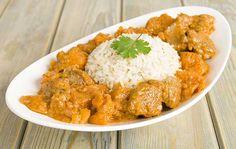 Colombo au poulet et son riz basmati