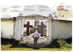 """""""Plan Cementerio"""" busca ubicar más de 70 mil desaparecidos"""