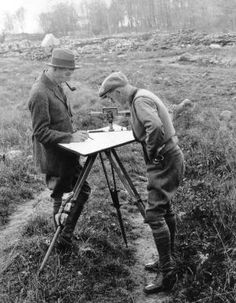 Albertas Land Surveying History