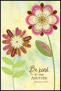 Be kind...
