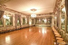 This great listing has an imperial ballroom!
