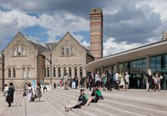 Nottingham Trent University: Newton and Arkwright Buildings | Hopkins