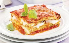 Λαζάνια με μελιτζάνες και τυριά Cookbook Recipes, Cooking Recipes, Lasagna, Sweet Recipes, Ethnic Recipes, Food, Chef Recipes, Essen, Lasagne