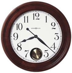 Howard-Miller-625-314-griffith-Wall-Clock-HR.jpg (800×805)