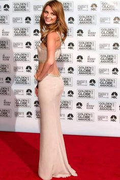 Mischa Barton: Best Golden Globe Dresses Ever