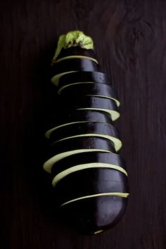 Food Photography and Styling : Aubergine