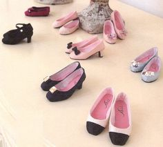 3+Basic+Flat+Shoes+High+heals+fashion+Heeled+Shoes+by+DollyAndPaws