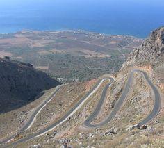 Travelling Crete