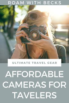 Here is an overview of the camera gear that I use when traveling. Photography equipment for travelers. Travel with light camera gear. Must have camera gear for travelers. Take aesthetic pictures when traveling. The perfect pictures when traveling without breaking your back or bank. Light Camera, Beautiful Places To Travel, Camera Gear, Camera Photography, Photography Equipment, Ultimate Travel, Best Camera, Aesthetic Pictures, Travel Photos