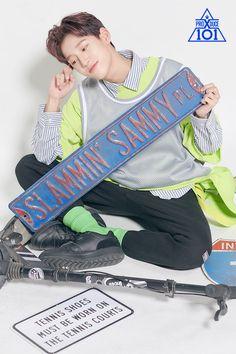 The fourth instalment of South Korea's most phenomenal reality survival show, 'Produce Produce X Mnet's latest boy group survival show - trainees' p. Tennis Wear, Golden Child, Produce 101, Ji Soo, Kim Min, Listening To Music, Sammy, Jaehyun, Boy Groups