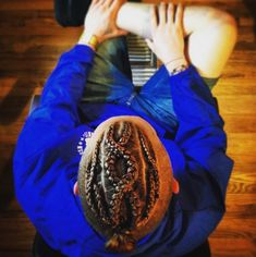 Pin for Later: Move Over, Man Buns: Man Braids Are Taking Over Instagram