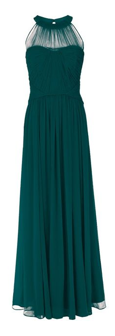 Emerald gown- This color is wonderfull! Beautiful Gowns, Beautiful Outfits, Pretty Outfits, Pretty Dresses, Dance Dresses, Dream Dress, Dress Me Up, Dress To Impress, Emerald Gown