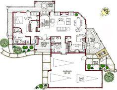 105201341269496393 passive solar house layout