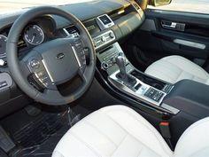 2013 Land Rover Range Rover Sport Interior #LandRoverPalmBeach #LandRover #RangeRover http://www.landroverpalmbeach.com/