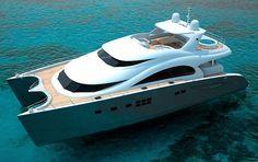 70 Sunreef Power Sea Bass Yacht Makes U.S. Debut in Miami
