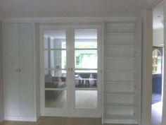 Kamer en suite strakkere stijl