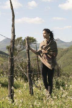Danay Garcia as Luciana- Fear the Walking Dead _ Season 3, Episode 5 - Photo Credit: Richard Foreman, Jr/AMC