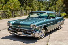 1958 Cadillac DeVille Series 62 Sedan Four-Door Hardtop | eBay
