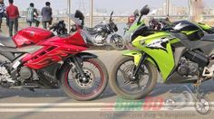 Yamaha R15 V.2 VS Honda CBR 150: Comparison of Two Wonders