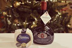 Queijo de Azeitão (€6,00) Arrabidine® Tinto (€38,50)  ~ Boas Festas