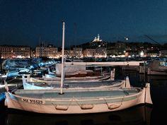 Night time @ Marseille