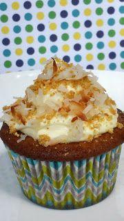 Splendid Things: Coconut Cream Pie Cupcakes