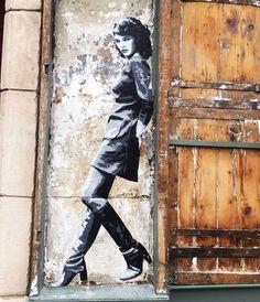 Street art by Noarnito in Paris.
