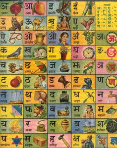 List of Hindi learning resources for free online.