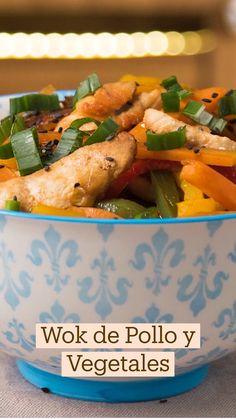 Easy Healthy Recipes, Asian Recipes, Easy Meals, I Love Food, Good Food, Yummy Food, Kitchen Recipes, Cooking Recipes, Comida Diy
