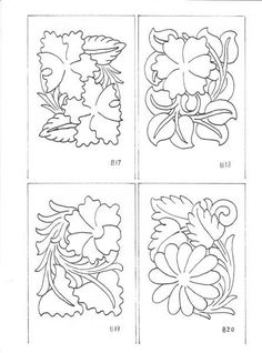 Leather Tooling Patterns Free Download Wood carving