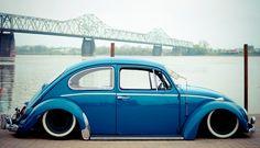 Slammed Beetle  #VW, #volkswagen, #slamme, #stance, #stanced cars