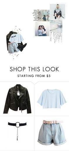 """""""Waking Up Next To you"""" by the-other-half-of-vernon ❤ liked on Polyvore featuring Reverie, GET LOST, Zara, Monki, Giuseppe Zanotti, kpop, jyp, lisa, BlackPink and kpopsets"""