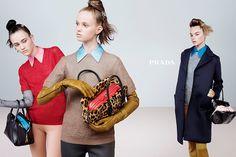 http://www.fashion-press.net/ PRADA