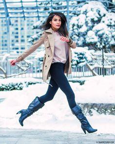 Taak Fashion/Glamour Modeling Photography - Habib Collection Winter 2017 Model: @x.pegah.x Photographer: @pourya_ali  _______________  #winter #cold #torontomodels #taakfashionmagazine #black #torontofashionweek #modeling #toronto #newyork #torontomodeling #mua #makeup #torontomakeup #fashion #outdoor #fashionable #photoshoot #dress #hairstyles #gold #stylish #snow #model #color #beauty #editorial #hair #modelingagency #highheels #classic