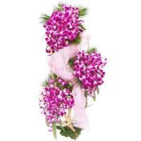 "Beautiful and charming orchids enthrall and enrich your senses, making the perfect gift on any occasion. Gift ""Orchids for Life by flowersshop18"