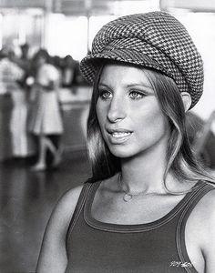 "Barbra Streisand in ""What's Up Doc?"" (1972)."