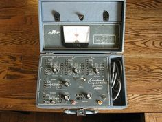 AMF Model 665/D Educational Analog Science Lab Computer .