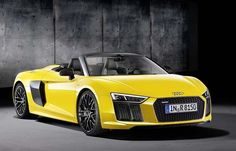 2019 Audi R8 Reputable Vehicle Comeback with Sporty Engine