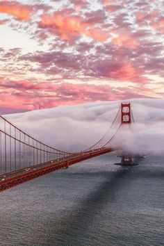 Golden Gate Bridge, San Francisco Bay, California