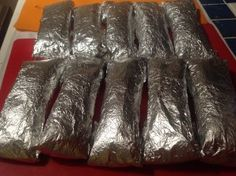 (E) THM Freezer Burritos