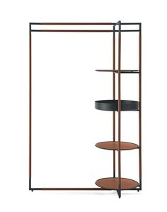 Shop the Bak Valet Stand and more contemporary furniture designs by Frag at Haute Living Folding Furniture, Shelf Furniture, Art Deco Furniture, Metal Furniture, Contemporary Furniture, Home Furniture, Furniture Design, Interior Accessories, Interior Styling