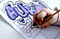 Learn to draw graffiti names josh how to draw pinterest name in graffiti style altavistaventures Image collections