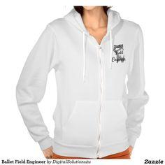 Ballet Field Engineer Sweatshirt
