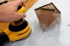 DIY Concrete Planters | Gray House Studio